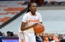 Syracuse women's basketball beats Hartford, 75-63
