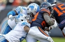 Jim Caldwell: 'Highly doubt' Tahir Whitehead intentionally stepped on Bears player