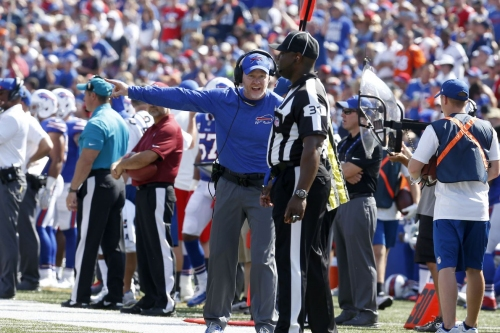 Penalty recap: Buffalo Bills test lenient officiating crew against L.A. Chargers