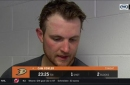 Cam Fowler talks team effort in Ducks' shootout win over Sharks