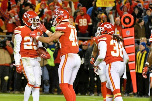 Chiefs remain the AFC West favorites