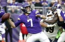 The Vikings will stick with Case Keenum at QB against the Lions