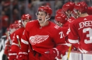 Red Wings' Dylan Larkin flourishing as 'director of the line'