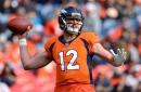 Report: Broncos plan to name Paxton Lynch starting quarterback