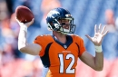 Report: Paxton Lynch to be named starter Wednesday