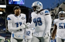 DT Khyri Thornton cut by Lions after struggling in return from suspension
