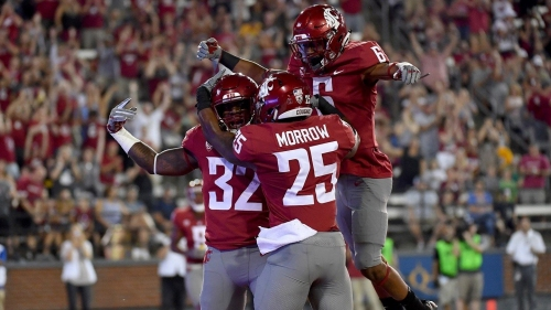No. 14 Cougars to face No. 15 Huskies in 2017 Apple Cup