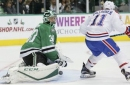 Shore, Spezza score as Stars rally to beat Canadiens 3-1 (Nov 21, 2017)