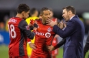 Toronto FC show the Columbus Crew plenty of respect in first-leg stalemate