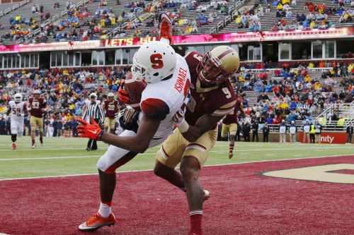 Syracuse vs. Boston College: TV/streaming, time, odds, history, & more