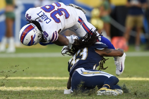 Jekyll and Hyde: how far have the Buffalo Bills fallen?