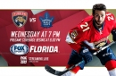 Preview: Panthers back home after California trip, host Maple Leafs