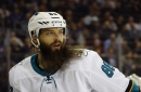 Listen: Is Brent Burns the solution to the Sharks scoring problems at forward?