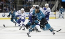 Three things to know: Sharks' Thornton receives 'great honor' from his hometown