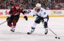 Sharks big dogs lead charge in win over Coyotes