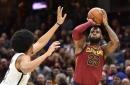 Cleveland Cavaliers vs. Brooklyn Nets player grades