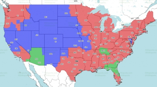 Will the Broncos game against the Raiders be on TV?