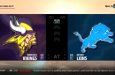LIVE: Watch the Week 12, Thanksgiving Day matchup between Lions-Vikings on Madden