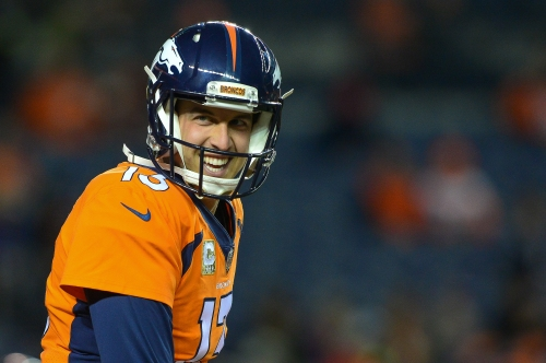 Trevor Siemian jumps to No. 2 on Broncos' QB depth chart