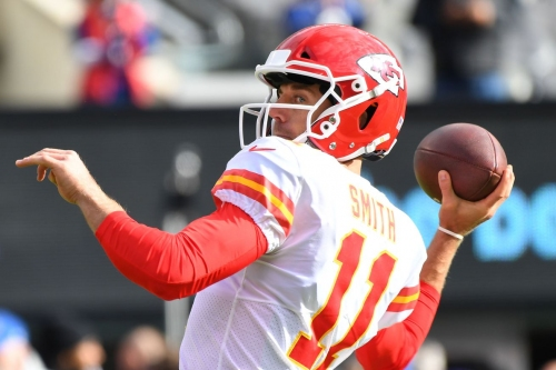 Alex Smith all-22 vs Giants: Another disappointment