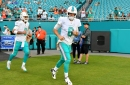 Jay Cutler progressing on latest Dolphins at Patriots injury report