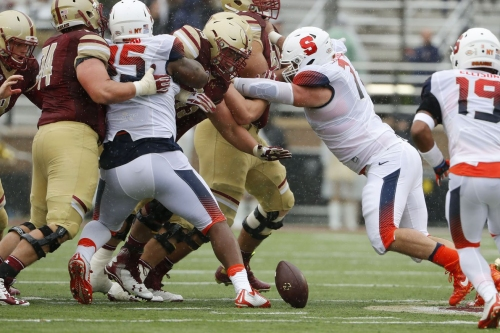 Syracuse vs. Boston College preview: Five things to watch