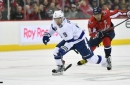 Lightning strike 1st but can't stop Capitals, begin road trip with a loss