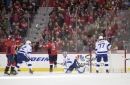 Ovechkin scores, Capitals end Lightning's road win streak