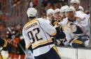 Nashville Predators 2, St. Louis Blues 0: Two More