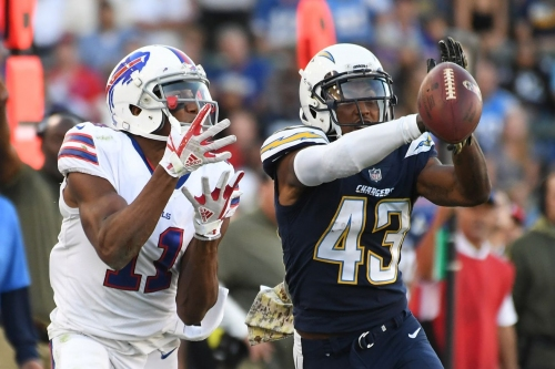 After Los Angeles Chargers Thanksgiving win, AFC playoff picture muddies for Buffalo Bills
