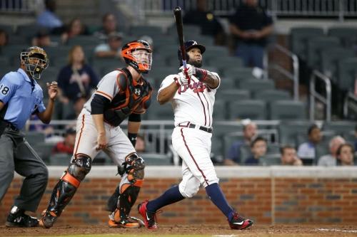 Atlanta Braves 2017 player review: Danny Santana