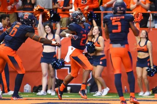 GameThread: Syracuse Orange (4-7) vs. Boston College Eagles (6-5)
