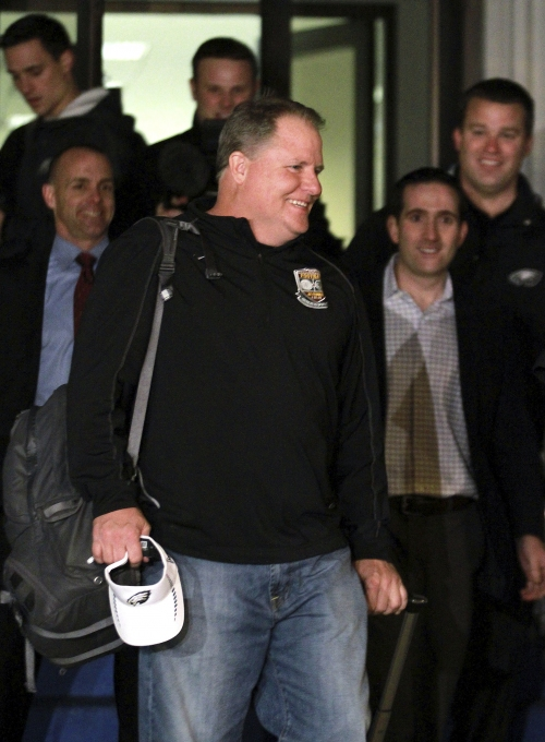 Chip Kelly coaching record, photos through the years