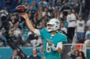 Dolphins at Patriots Week 12 injury report headlined by Jay Cutler, Chris Hogan