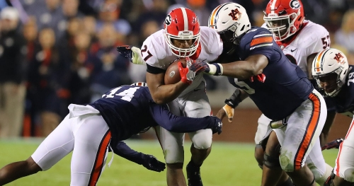 Rematch: Auburn and Georgia to meet in SEC championship