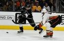 Trevor Lewis's shootout goal helps Kings prevail over Ducks