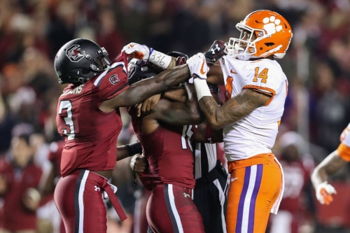 Report card: Gamecocks get overwhelmed by Tigers