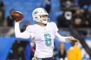 Dolphins at Patriots inactive players list: Cutler, Bennett, Hogan, Bushrod all not playing