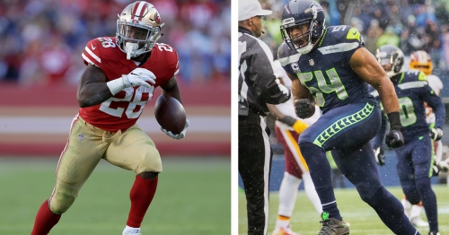 Seahawks GameCenter: Live updates as Seattle looks to bounce back in the Bay vs. the 49ers