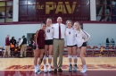 Gophers Fall to No. 1 Penn State on Senior Night