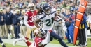 Seahawks start slowly, but end up coasting to 24-13 win over 49ers