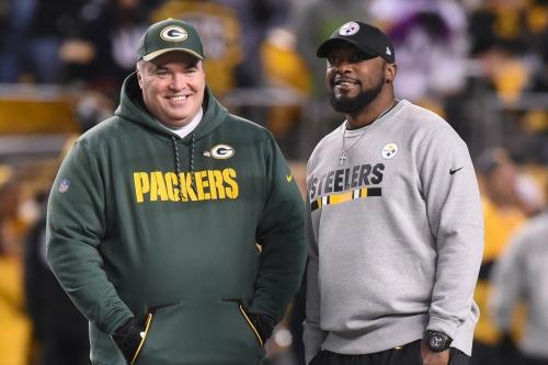 Packers, Steelers do battle on Sunday Night Football