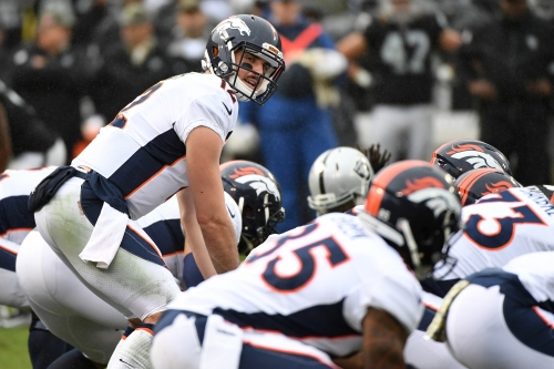 4 takeaways from Denver Broncos' 21-14 loss to Raiders