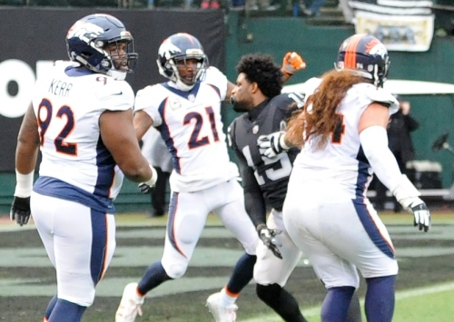 NFL will review Crabtree-Talib fight, no suspensions expected