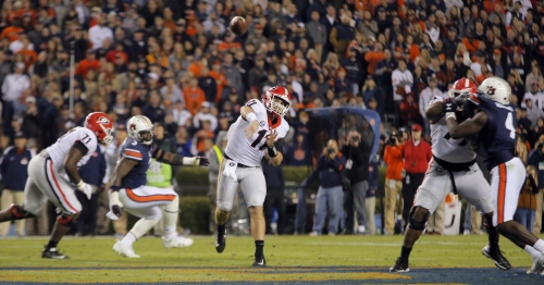 Kirby Smart on report he complained to SEC about officiating in first Auburn game