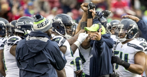 What the national media are saying about the Seahawks' win over San Francisco, and a daunting road ahead