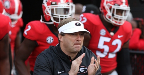 Georgia gears up for tough test against Auburn's talented offense