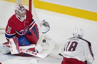 Price makes 37 saves, Canadiens end Jackets' streak at 6 (Nov 27, 2017)