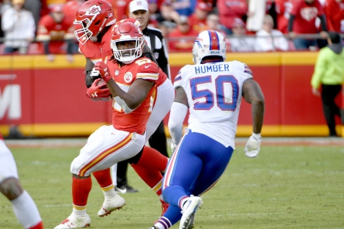 Buffalo Bills' defense stymies Kansas City Chiefs' fantasy football options