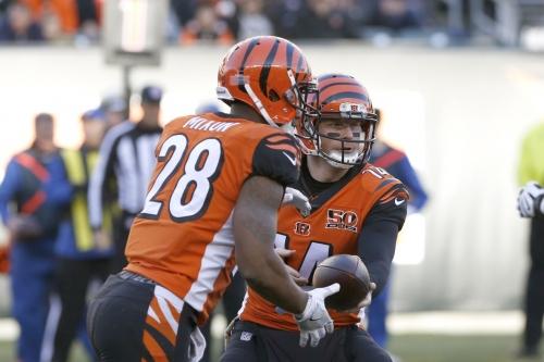 NFL Week 12 Browns at Bengals: Cincinnati's MVP vs Cleveland